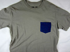 Quiksilver Surf board brand pocket men's T-Shirt size LARGE