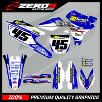 Custom MX Graphics Kit: YAMAHA YZ YZF WR WRF 125 - 450 - YAMAHA TROY