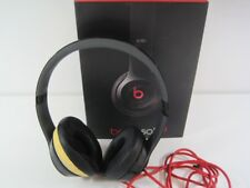 Beats by Dr. Dre Solo2 On-Ear Kopfhörer [kabelgebunden] schwarz JO3000