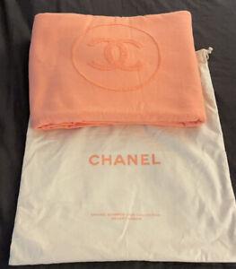 CHANEL XL Beach Towel Summer Beauty Collection