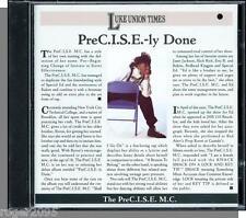 The Precise MC - PreC.I.S.E.-Ly Done - New 1991 Luke Records Rap CD!