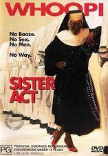 SISTER ACT : NEW DVD