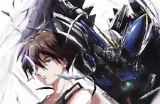 Gundam Poster Length :800 mm Height: 500 mm SKU: 10618