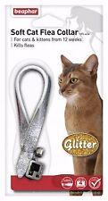 Beaphar Cat Flea Collar Glitter Cats & Kittens from 12 weeks Kills Fleas