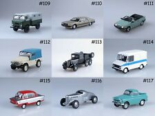 1:43 Autolegends USSR and Socialist States #109-216 DeAgostini