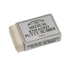 Winsor & Newton Medium Kneaded Putty Rubber Pencil, Graphite & Charcoal Eraser