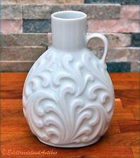 Vitrinenware Vase Henkelvase Relief Retsch Wunsiedel Landhausflair Shabby chic