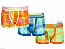 Intimo Boxer multicolore per bambini dai 2 ai 16 anni