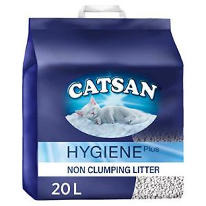 Catsan Hygiene Litter, 20 Litre