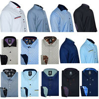 Men's Italian dress, formal , casual and luxury designer regular fit shirts