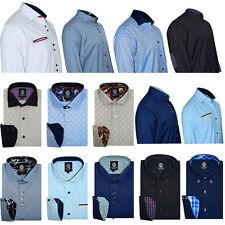 Men's Italian dress, formal , casual and luxury designer regular fit shirts