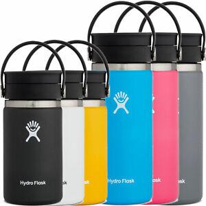 Hydro Flask Thermosflasche Isolierter Kaffeebecher Isolierflasche Coffee-Mug NEU