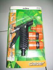 """Claber 8820 Lancia a pistola heavy duty con raccordi da 1/2"""""""