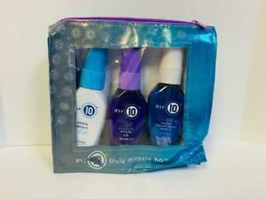 It's Its A 10 Leave In Holiday Kit Travel Size - Leave In Lite, Silk & Repair