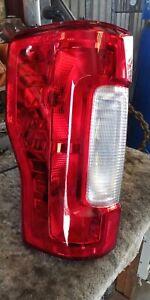 2017-19 Ford F250-350 Left Tail Light , NON LED, Non BLIS
