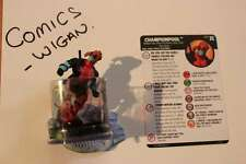Marvel Heroclix Deadpool and X-Force#062 Chase CHAMPION