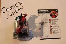 Marvel Heroclix Deadpool y X-Force #062 campeón de Chase