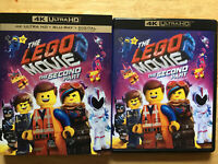 LEGO MOVIE SECOND PART (4K UHD + Bluray) No digital