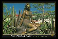 PANIA of the REEF, MARINE PARADE, NAPIER POSTCARD - ROMANTIC LEGEND of NZ MAORI