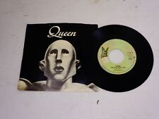 Vintage Queen - We Are The Champions / We Will Rock You Vinyl