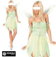 Trilly Vestito Carnevale Donna Costume Travestimento Tinkerbell Costume THINK02