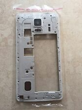 Samsung Galaxy Note 4 N910A N910T Back Housing Bezel Frame white