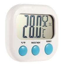 Digital LCD Temperature Sensor Humidity Meter Thermometer Hygrometer Indoor. 027