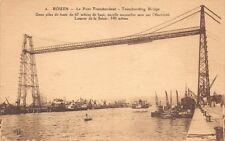 ROUEN le pont transporteur