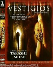 VESTIGIOS-Masters of Horror:Imprint ( 2006) DVD  63 min | COVER IN SPANISH