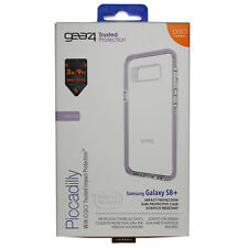 Gear4 Piccadilly Case for Samsung Galaxy S8+  Orchid Grey / Clear