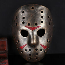 Friday the 13th Freddy vs Jason Mask Movie Cosplay Halloween Costume Resin Prop