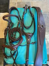 Antares bridle reins breastplate ans girth