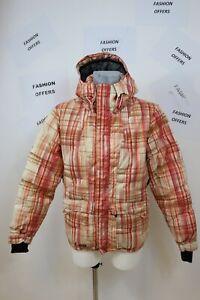 OAKLEY Womens Regular Fit Down Hoded Ski Snow Outdoor Jacket Medium