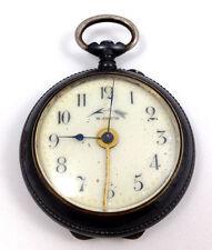 Vtg WAKUM Pocket Watch. Swiss Made. Acier Garanti.