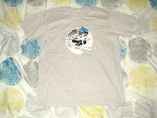 T Shirt Google Ski Skiing Grey XL Extra Large