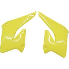 UFO Carenado Fresco Amarillo Spoiler Del Tanque Suzuki Rmz 250 04-06