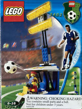 LEGO 3402 Zidane Sports Soccer Set Grandstand with Lights NEW