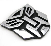 Protector 3D Logo Autobot Transformers Emblem Badge Graphics Decal Car Sticker P