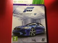 Forza Motorsport 4 Limited Collectors Edition Xbox 360 (unopened Art Book ) #22