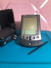 Palm Pilot V With Syncing Station, Cover And Stylus