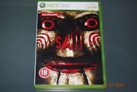 Saw The Game Xbox 360 UK PAL Uncut Version **FREE UK POSTAGE**