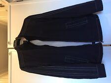 Paul Shark Blue Jacket coat windcheater water proof size XL mint condition