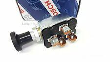 Bosch Glüh- Start- Zugschalter Glühstartschalter zum Traktor IHC Mc Cormick