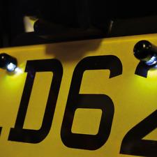 Oxford Motocicleta Número De Matrícula LED Luz halobolts (OX111)