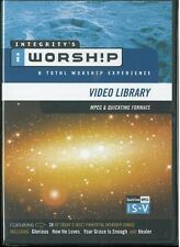 iWorship MPEG Quicktime Video Library Volume S-V (DVD-ROM, Integrity Music)