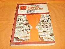 emma b cavallini lingua italiana come è nata come si usa come funziona 1980