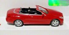 """Busch 41676 Spur HO 1:87 Mercedes-Benz Clase E cabriolet /""""cmd/"""" #neu en OVP #"""