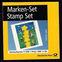 BRD 2000 postfrisch Markenheft  MiNr. 41 Europa