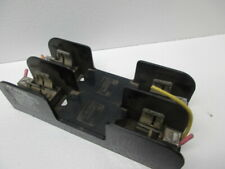 GOULD 60307 FUSE HOLDER * USED *