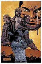 The Walking Dead: All Out War Artist's Proof Edition Kirkman, Robert Hardcover